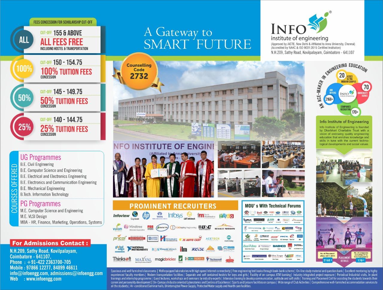 Info College of Engineering ::